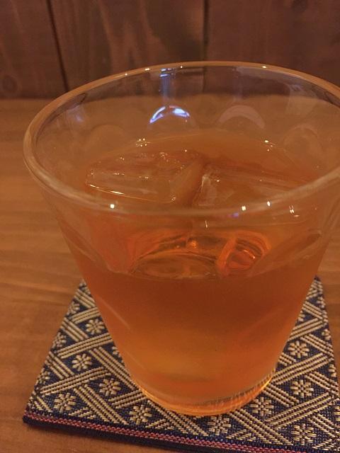 マンマカフェ ブレーメン 水出しアイス紅茶