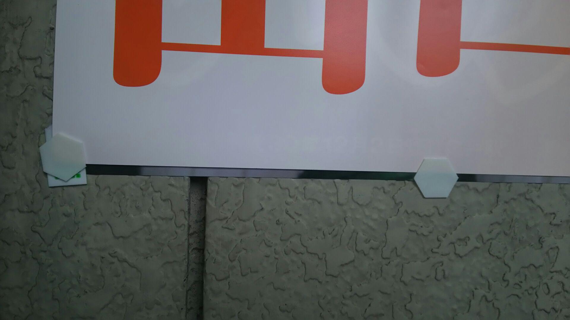 KM党ポスター