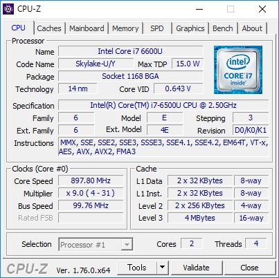 Spectre 13-v007TU_CPU-Z_01