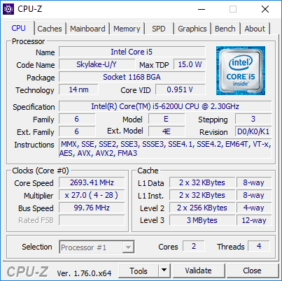 Spectre 13-v006TU_CPU-Z 01