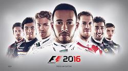 F1 2016 ベンチマーク