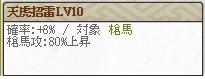 天虎Lv10