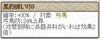黒豹Lv10