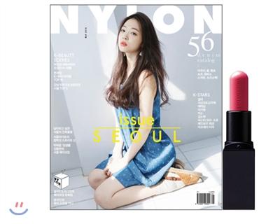 2_韓国女性誌_NYLON_2016年5月号