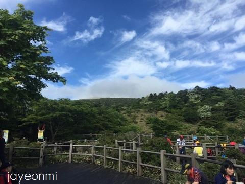 済州島_ハルラ山_2016年6月 (6)