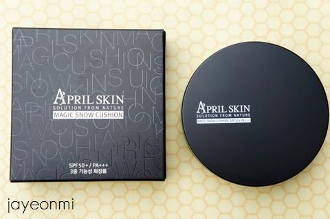 April Skin_エイプリルスキン_マジックスノー クッション_blog (6)