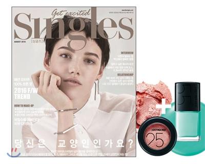 19_韓国女性誌_シングルズ_2016年8月号