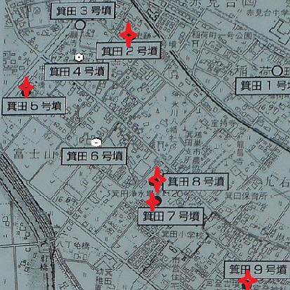 ⑥箕田古墳群20160831