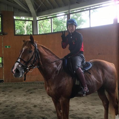 【競馬】池添騎手3年ぶりにオルフェーヴルに跨る!