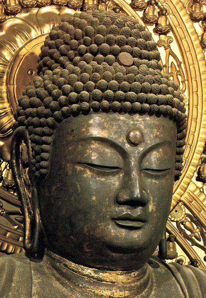 清凉寺・釈迦如来像(寛平8年・896)