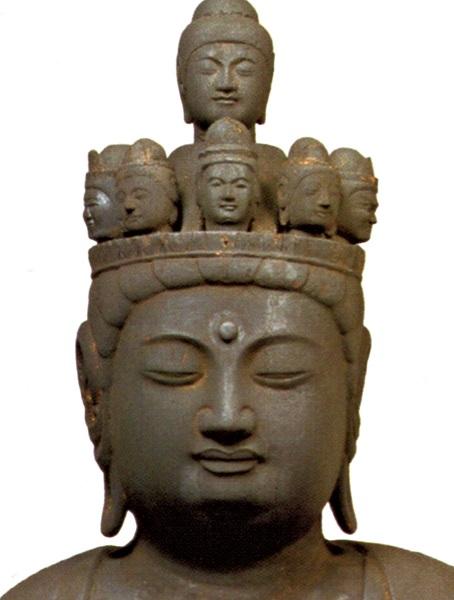 遍照寺・十一面観音像(永祚元年・989)