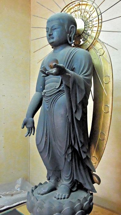 慰称寺・地蔵菩薩像