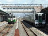 JR会津若松駅 定位置