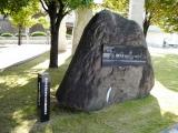 JR野々市駅 石の広場1