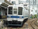 東武8000系8568F 亀戸水神にて