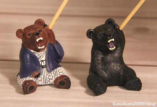 クマさん耳かきスタンド_1