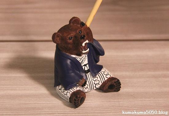 クマさん耳かきスタンド_6