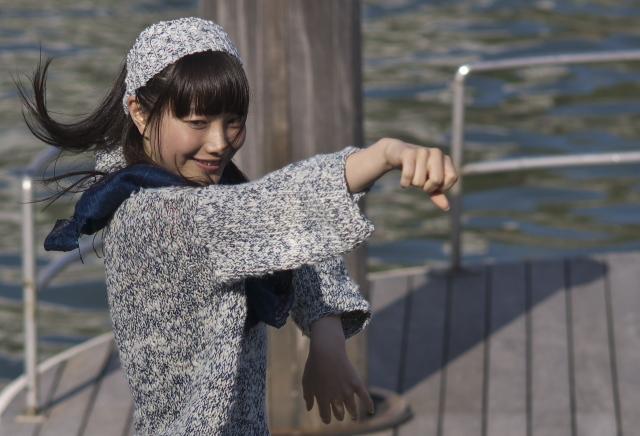 スマイル スポット ギャラリー 阿波藍×阿波おどり「徳島PRショー」 ギャラリー:2