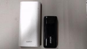 Anker充電器比較5