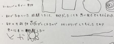 カウンセリング会感想d (1)
