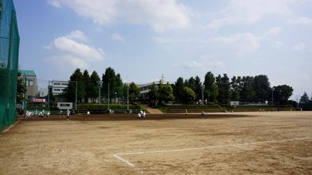 県立川口 野球