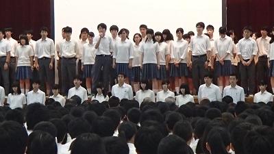 開智未来完成記念式典03
