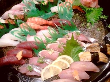 お寿司!!w