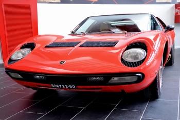 Museo Ferruccio Lamborghini - Lamborghini Miura (9) - Copy-18669223678