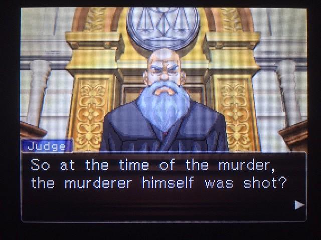 逆転裁判 北米版 外から来た真犯人2