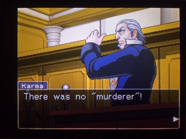逆転裁判 北米版 外から来た真犯人16
