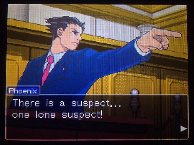 逆転裁判 北米版 真犯人その名はフォン・カルマ5