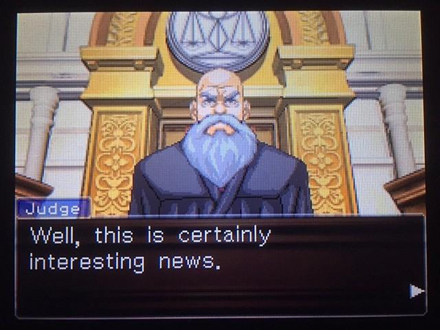 逆転裁判 北米版 真犯人その名はフォン・カルマ7