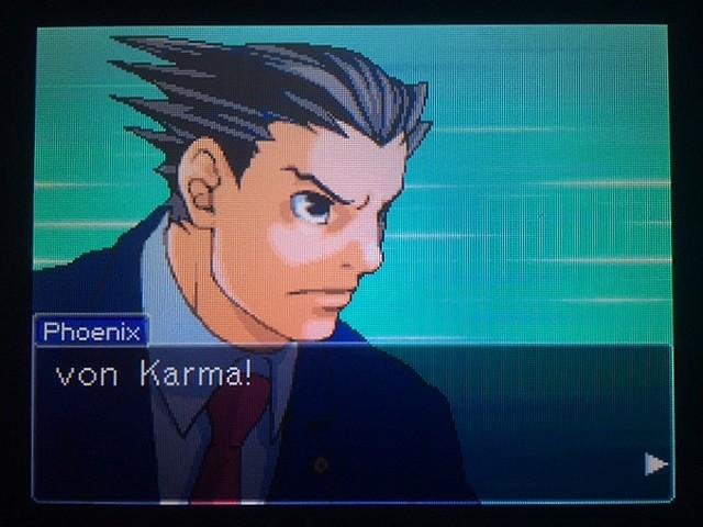 逆転裁判 北米版 真犯人その名はフォン・カルマ12