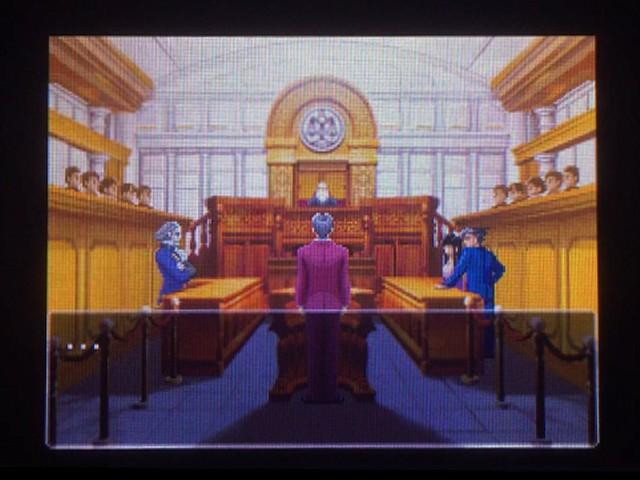 逆転裁判 北米版 真犯人その名はフォン・カルマ16
