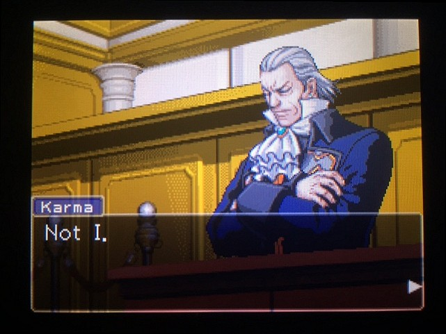 逆転裁判 北米版 ミッシングバレットの行方47