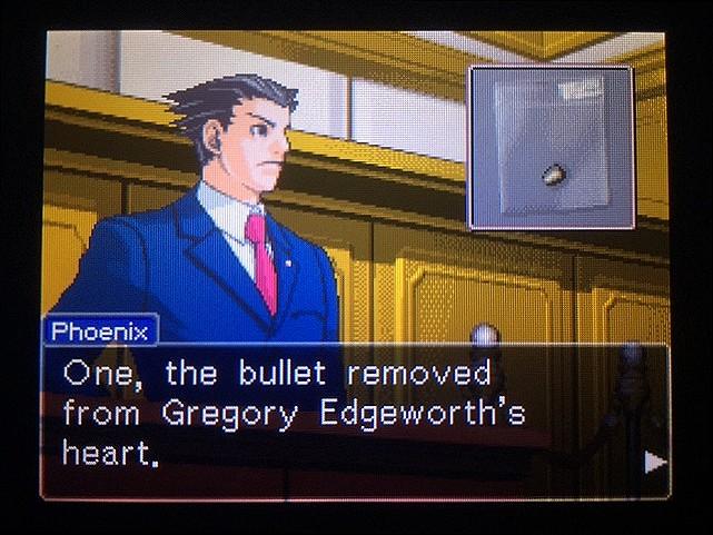 逆転裁判 北米版 銃弾の証明21