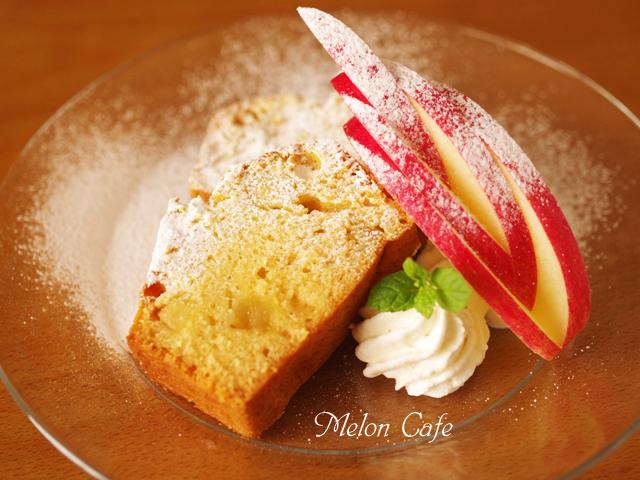 りんごとはちみつのパウンドケーキ簡単蜂蜜フルーツパウンド