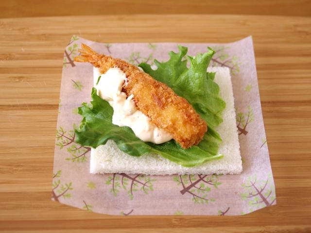 フラワーサンドシナイッチでブーケ風サンドしないサンドイッチ簡単時短02