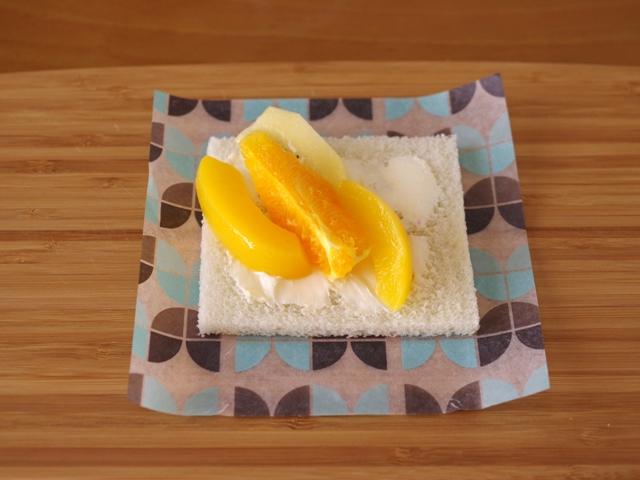 フラワーサンドシナイッチでブーケ風サンドしないサンドイッチ簡単時短06