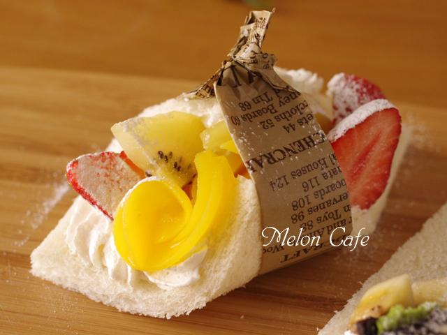 抹茶のオレオで簡単和の甘味サンドしないサンドシナイッチ02