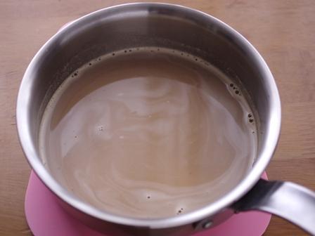 レンジで簡単カフェオレプリン01
