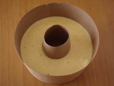 ミルクティーのシフォンケーキ04