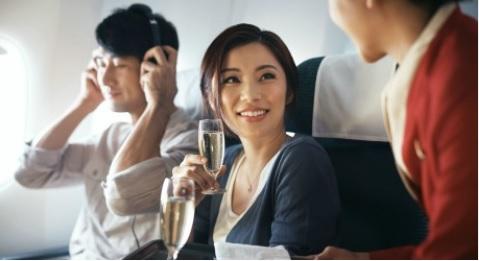 キャセイパシフィック航空MUFGカードでアジアマイルを貯める