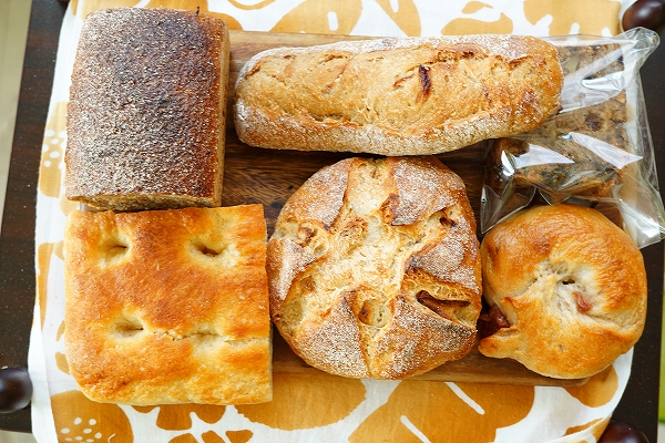 【ameen's oven】9月のパン