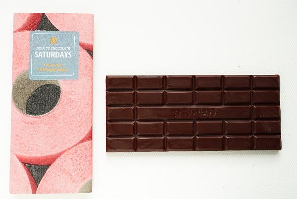 【SATURDAYS CHOCOLATE】パプアニューギニア70%