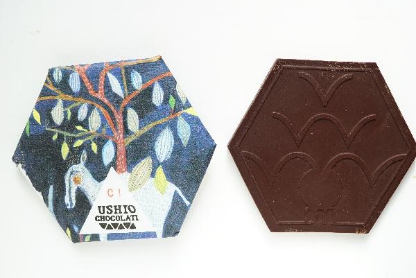 【USHIO CHOCOLATL】ハイチ【BENCINY】