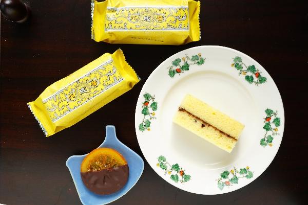 【六花亭】マルセイバターケーキ