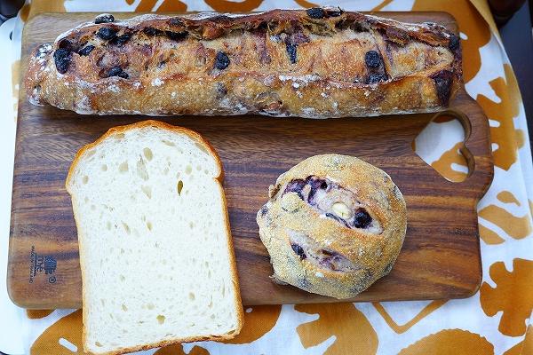 【生瀬ヒュッテ】7月のパン
