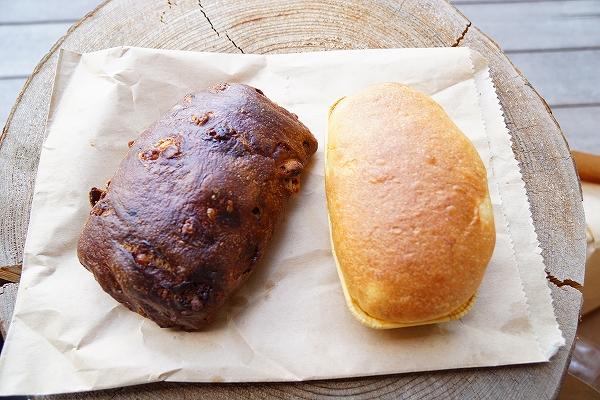 【生瀬ヒュッテ】8月のパン