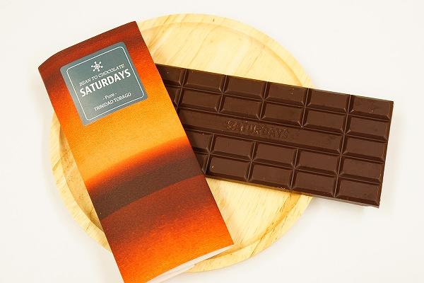【SATURDAYS CHOCOLATE】トリニダード・トバゴ70%